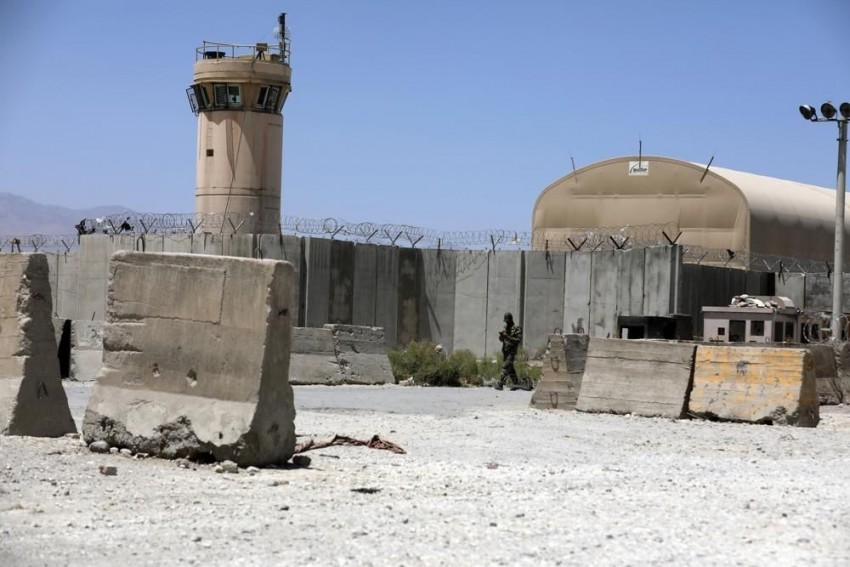 US Military To Vacate Afghan Base By Late August