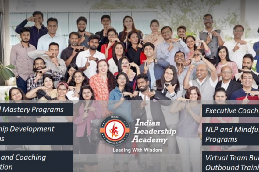 Indian Leadership Academy Leading The Way With Wisdom