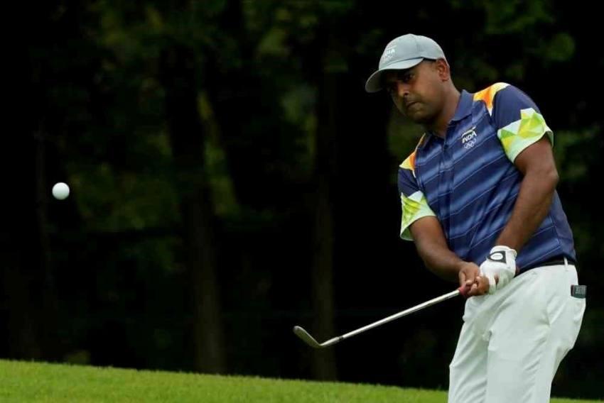 Tokyo Olympics, Golf: Anirban Lahiri Slips On Weather-hit Second Day, Lies 20th