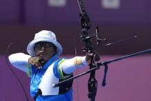 Deepika Kumari Enters Women's Individual Archery Quarters At Tokyo Olympics