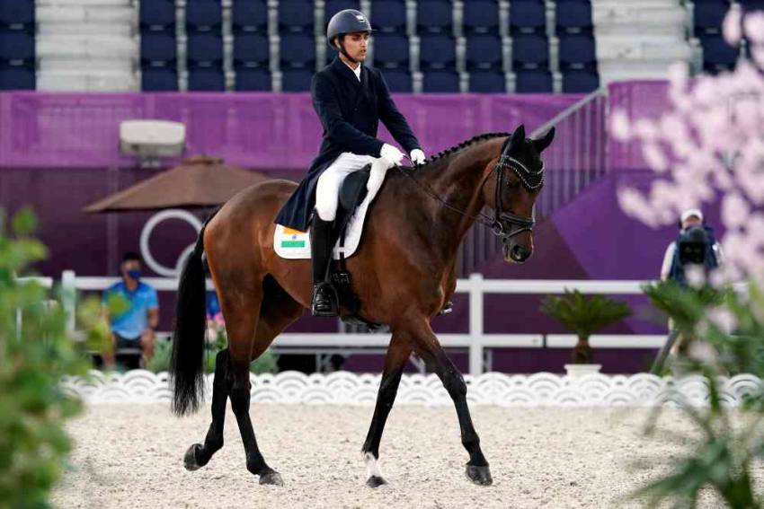 Tokyo Olympics: Fouaad Mirza And Seigneur Medicott Conclude Dressage Round With 28.00 Penalties