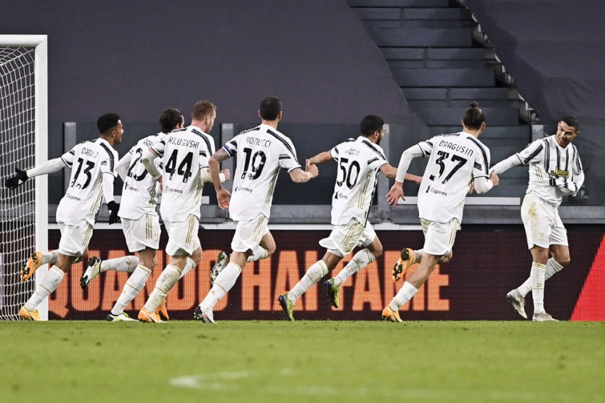 Juventus' Hamza Rafia Player Tests Positive For COVID-19, Team In Isolation