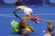 India Women Hockey Team Keeps QF Hopes Alive With Late Winner Against Ireland At Tokyo Olympics