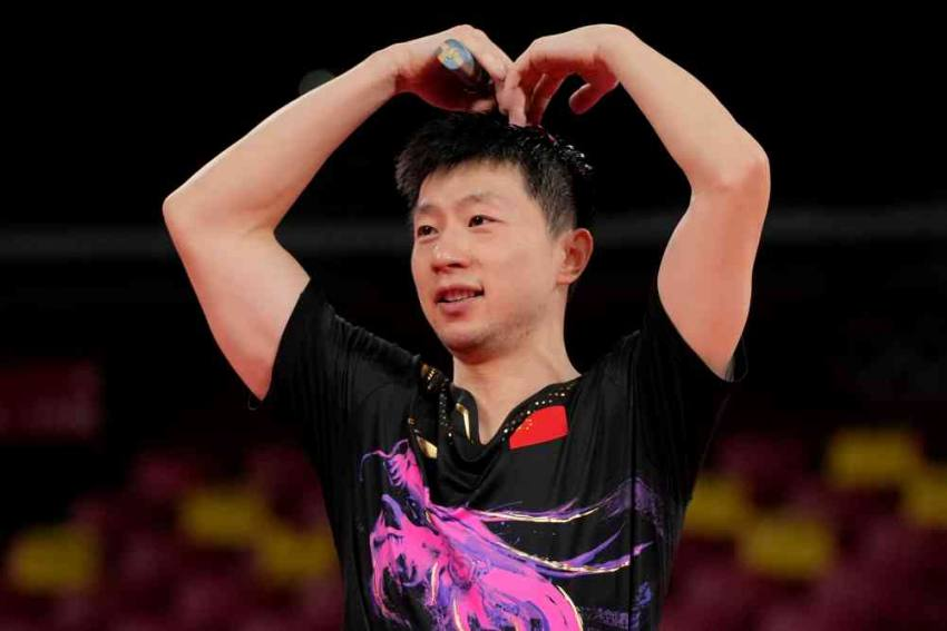 Tokyo Olympics: Ma Long Wins Second Gold In Men's Table Tennis