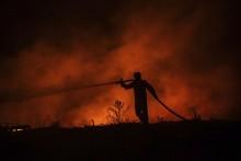 Three Dead As Wildfires Blaze On Southern Turkish Coast