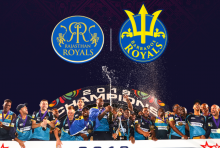 Rajasthan Royals Acquire Caribbean Premier League's Barbados Franchise