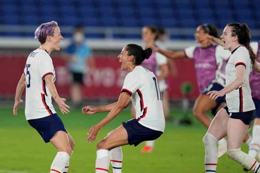 Tokyo Olympics: Megan Rapinoe Converts As US Get Past Netherlands On Penalties