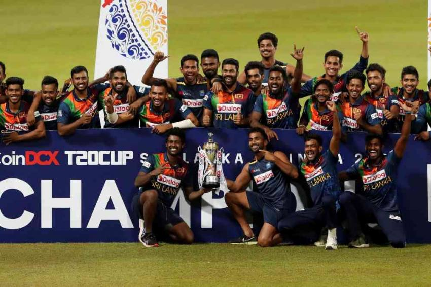 SL Vs IND: Sri Lanka Team To Get US$100,000 For Series Win Over India