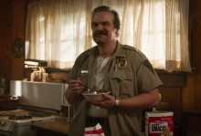 David Harbour On Working In 'Stranger Things':  It Opened My Heart In Different Ways