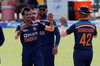 Yuzvendra Chahal, Krishnappa Gowtham Test COVID Positive, Stay Back In Sri Lanka With Krunal Pandya