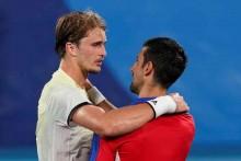 Novak Djokovic's Golden Slam Bid Ends At Tokyo Olympics, Loses To Alexander Zverev In Semis