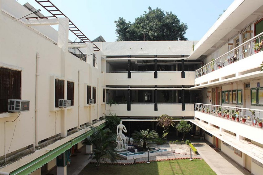 Outlook-ICARE Rankings 2021: India's Top 7 Government Institutes Of Architecture