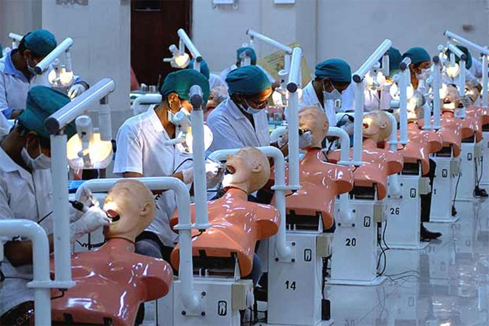 Outlook-ICARE Rankings 2021: India's Top 8 Government Dental Institutes