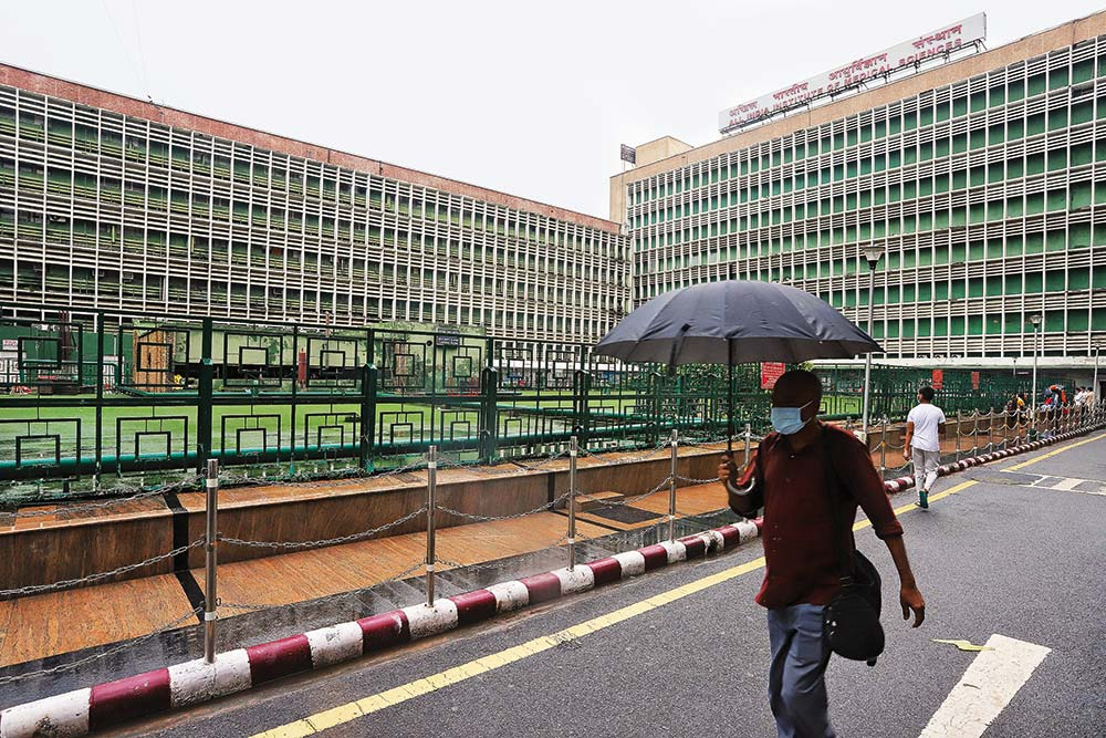 Outlook-ICARE Rankings 2021: India's Top 13 Government Medical Institutes