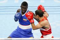 Amit Panghal Shocked By Colombian Yuberjen Martinez, Pooja Rani Also Ousted At Tokyo Olympics