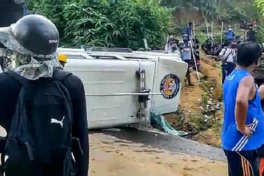 Border Tension: Mizoram Cops Book Assam CM, 2 Administrative Officials, 4 Senior Police Personnel