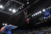 EXPLAINER: How 'The Twisties' Stopped Simone Biles Cold