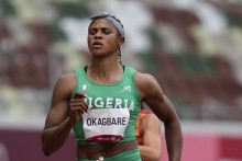 Tokyo Olympics: Nigerian Sprinter Blessing Okagbare Suspended For Doping