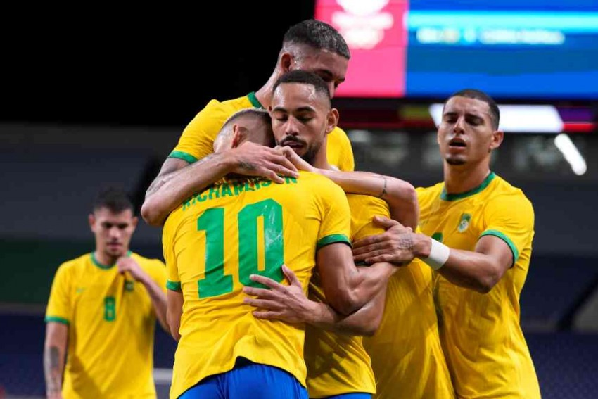 Tokyo Olympics: Spain, Brazil Advance To Semifinals Of Olympic Men's Football