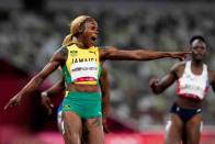 Elaine Thompson-Herah Breaks 33-year-old Olympic Record To Win Women's 100m At Tokyo