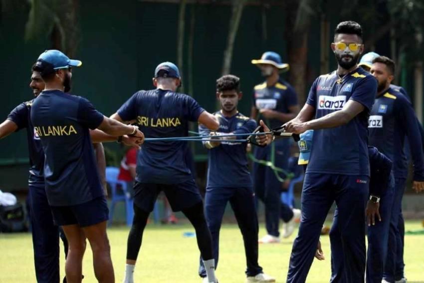 Sri Lanka All-rounder Isuru Udana Retires Fom International Cricket