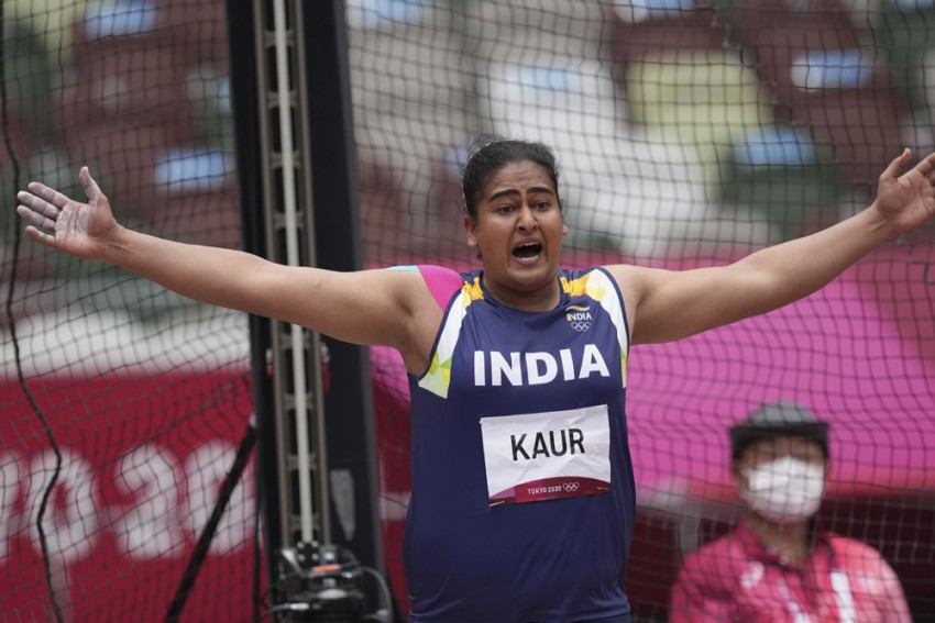 Kamalpreet Kaur Tells Father, Will Give Best Shot To Win Medal For India At Tokyo Olympics