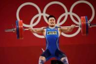 Tokyo Olympics: Lyu Xiaojun Becomes Oldest Weightlifting Champ At 37