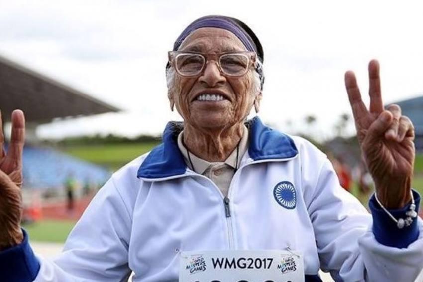 Man Kaur: The Centenarian Sprinter Dies Of Heart Attack, Aged 105