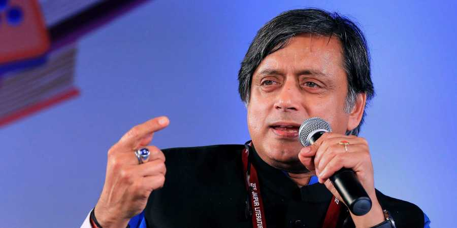Tharoor Seeks Action Over Officials' Not Attending Panel Meet, Dubey Urges For His Removal