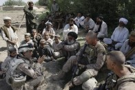 First Evacuation Flight Brings 221 Afghans, Many Kids, To US