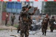 Afghanistan: UN Office In Herat Attacked, Guard Killed