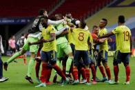 Copa America: Colombia Edge Past Uruguay On Penalties, Face Argentina In Semis