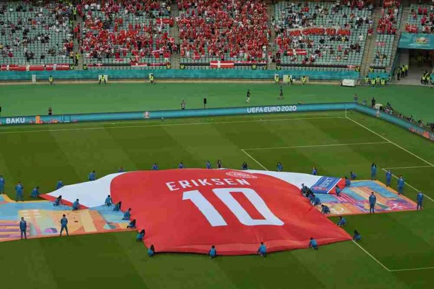 Euro 2020: Denmark Taking Christian Eriksen Inspiration To Semifinals At Wembley