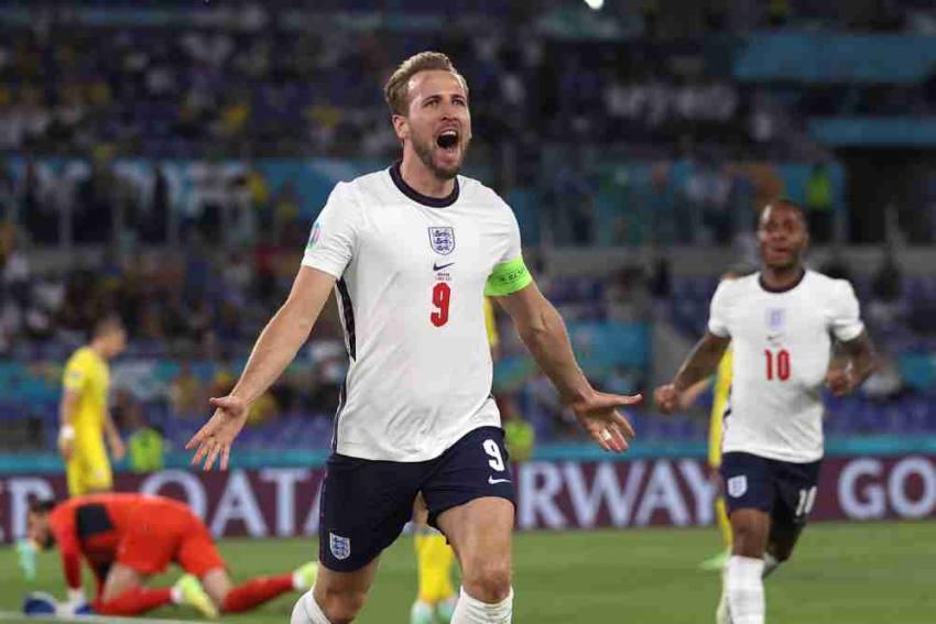 Euro 2020: Harry Kane Scores Twice As England Beat Ukraine, Enter Semifinals
