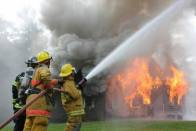 Maharashtra: Five Fire Workers Injured After Explosion Rips Apart Chemical Plant In Palghar