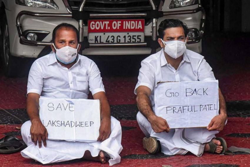 Lakshadweep Row: Kerala Congress Leaders Denied Permission To Visit Islands
