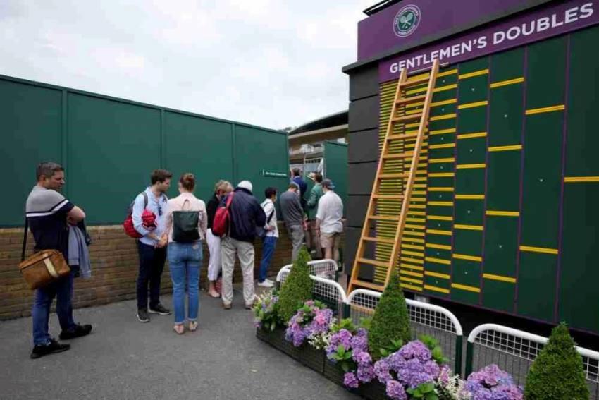 Wimbledon 2021: Full Crowds Allowed From Quarterfinals To Finals