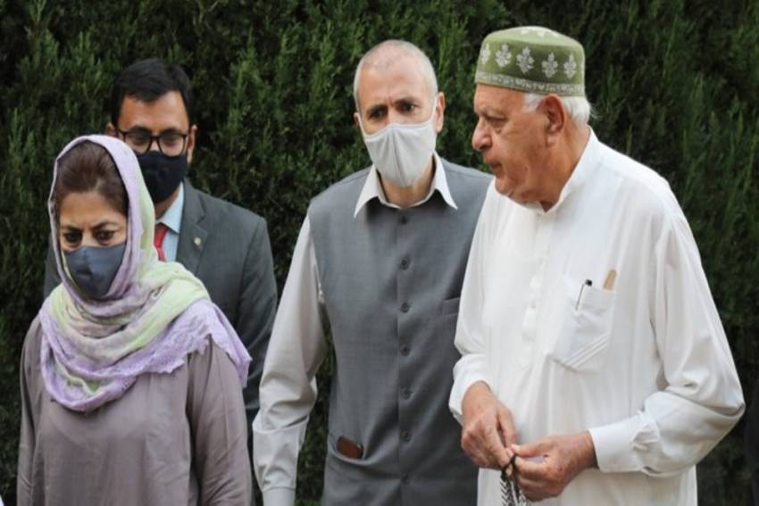 Disappointed Over Outcome Of Meeting Chaired By PM On J&K: Gupkar Alliance