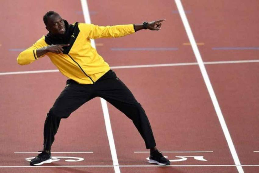 Retired Usain Bolt Going The Extra Half-mile, Trains For 800 Event