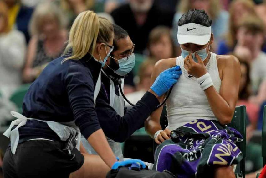John McEnroe's 'Harsh' Comments On Emma Raducanu's Mid-match Retirement Draw Attention