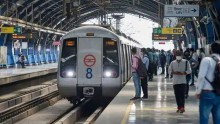 Delhi Metro Trains Run With Full Seating Capacity After Revised Covid Guidelines