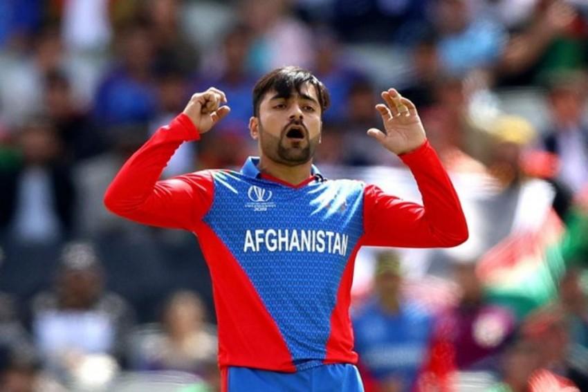 Afghanistan's Star Spinner Rashid Khan Named Captain Of T20 Team