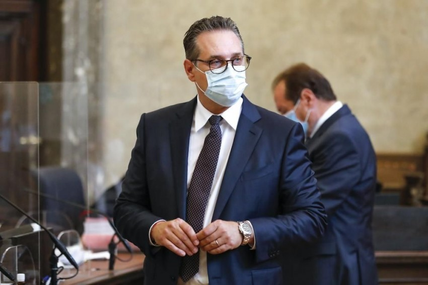 Austria's Ex-Vice Chancellor On Trial For Corruption Charges