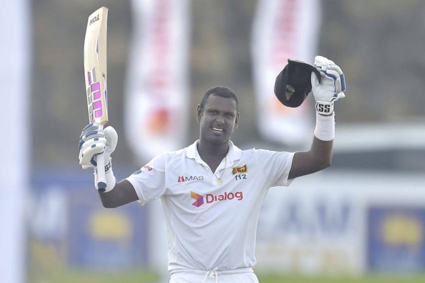 SL Vs IND: Angelo Mathews Opts Out Of India Series As Players Sign Tour Contracts