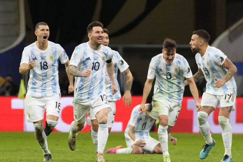 Copa America 2021: Argentina Beat Colombia On Penalties, Set Up Final Date With Brazil