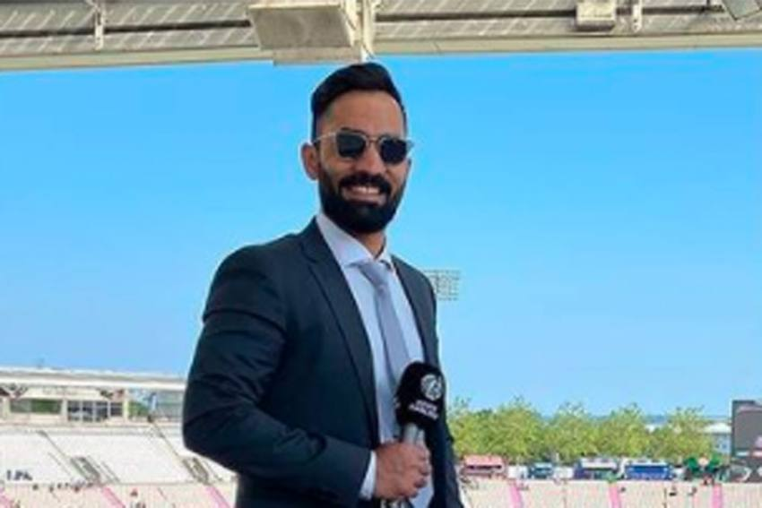 Dinesh Karthik Wants To Break Stereotype Wherein Commentary In India Is Seen As Post-retirement Option