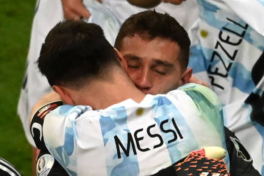 Copa America 2021: Emiliano Martinez Replaces Lionel Messi As Hero For One Night As Argentina Enter Final