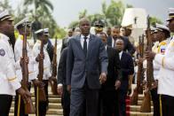 Haiti: President Jovenel Moïse Assassinated At Private Residence