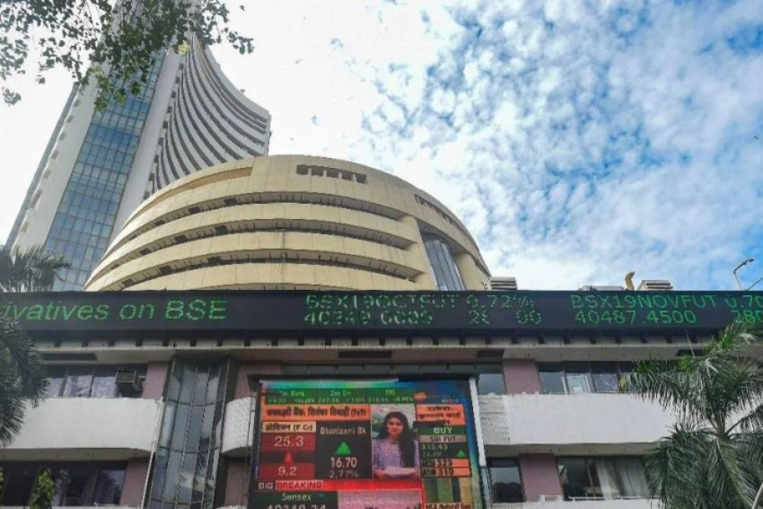 Sensex Rises Over 100 Points In Early Trade; Nifty Near 15,850