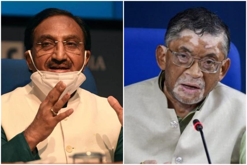 Resignations Begin: Pokhriyal, Gangwar Resign Ahead Of Cabinet Reshuffle
